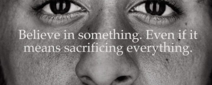 """""""Stand for Something: Brand Activism at Nike"""""""