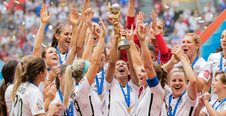 Minding the Gender Gap: P&G's Secret and the US Women's World Cup