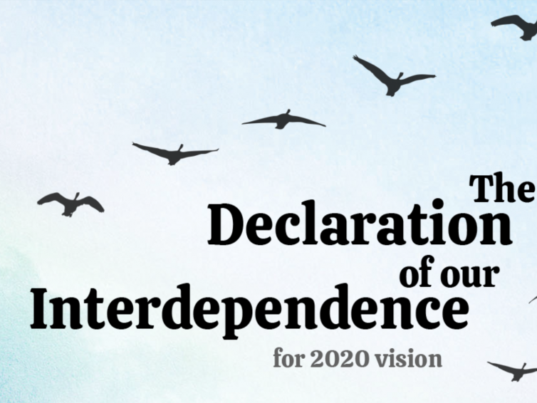 The Declaration of Interdependence – an interview with Henry Mintzbeg
